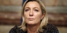 Marine le pen demande un debat post attentats