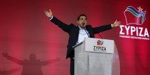 """Alexis tsipras appelle les grecs a """"en finir avec l'humiliation"""""""