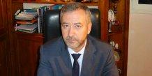 Bernard Cazalbou président de conseil des prud'hommes de Toulouse