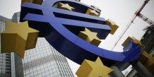 Appel aux reformes structurelles en parallele du qe de la bce