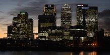Le quartier d'affaires de Londres Canary Wharf, racheté par QIA et possédé indirectement par Songbird