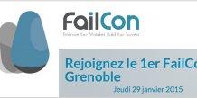 La FailCon débarque à Grenoble !