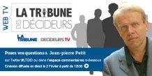 PETIT Jean-Pierre président des Cahiers Verts de l'Economie