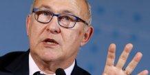 Sapin balaie la question des amendes de l'UE contre la France