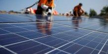 Apple se tourne vers l'energie solaire