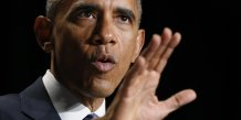 Barack obama demande le feu vert du congres pour la lutte contre l'ei