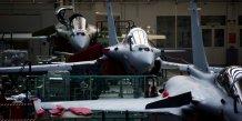 Rafale Dassault Les eau discutent avec bae systems et dassault aviation