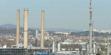 Feyzin Raffinerie