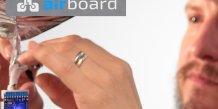 The Airboard : la levée de fonds s'envole