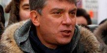 L'opposant russe boris nemtsov abattu a moscou