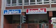 Les locaux du Parisien-Aujourd'hui en France vus depuis Google Street View