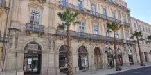 Les locaux actuels d'Epitech à Montpellier