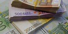 La bce a achete 3,2 milliards d'euros de dette lundi