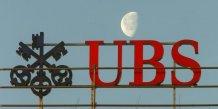 Ubs reduit son benefice net pour frais de contentieux