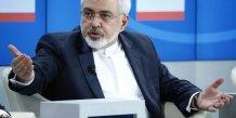 L'iran lie accord sur le nucleaire et levee des sanctions