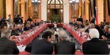 50 présidents d'Agglos assistaient à la 1e séance du pôle métropolitain