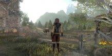 Une capture d'écran d'Edge of Eternity , qui nécessitera encore 2 ans de développement