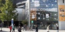 Bibliothèques Lyon