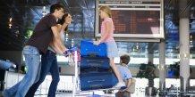 Roissy plébiscité par les passagers étrangers