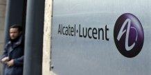 Alcatel-lucent choisi pour la 4g en chine