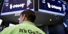 Introduction en Bourse à Wall Street / NYSE du plus gros gestionnaire de noms de domaine sur Internet GoDaddy