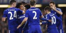 Chelsea dans la douleur
