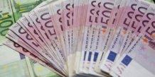 Deficit de 1,8 milliard d'euros des paiements courants en fevrier