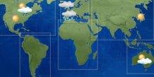 La météo du forex du 13 avril au 17 avril 2015