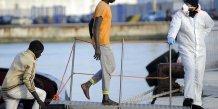 Federica mogherini appelle l'ue a mieux proteger les migrants en mediterranee