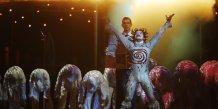 Le Cirque du Soleil, janvier 2014