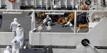 L'ue propose de doubler les moyens alloues a la recherche et au sauvetage en mediterranee