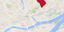 Nantes : un nouveau quartier de 13 hectares va remplacer la caserne Mellinet