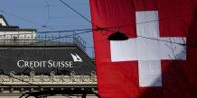 Credit suisse fait mieux qu'attendu au 1er trimestre