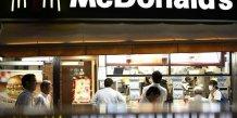Mcdonald's publie un ca trimestriel en baisse de 11%