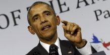 Obama convaincu qu'un accord est possible avec l'iran