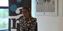 Agnès Saal, présidente de l'INA, septembre 2014