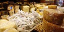 Fromages italiens et mozzarellas en France (2008)