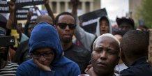 Nouvelle marche pacifique a baltimore