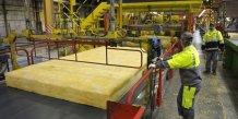 Le repli du secteur manufacturier en france s'accentue