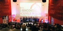 1res Rencontres de la nouvelle région Montpellier