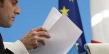 Emmanuel macron annonce 3,4 milliards pour la nouvelle france industrielle