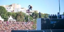 FISE Montpellier, BMX Freestyle Park