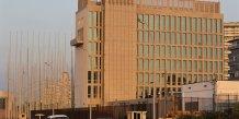 Cuba et les etats-unis discutent d'une reouverture de leurs ambassades