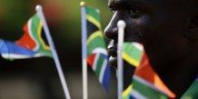 afrique du sud drapeau