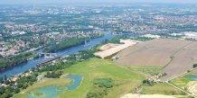 Achères : le projet de port du Grand Paris avance