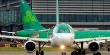 L'etat irlandais soutient l'offre d'iag sur aer lingus