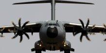 Airbus group confiant malgre les difficultes de l'a400m