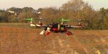 Le drone agricole