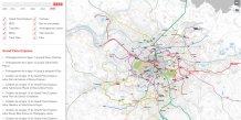 Une carte pour tout savoir des transports franciliens en 2030