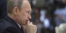 Vladimir poutine s'en prend aux etats-unis apres l'enquete sur la fifa